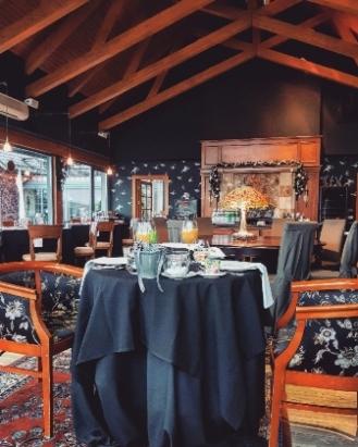 La jolie salle à manger