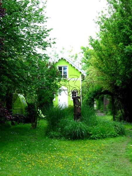 Cabane Amiens