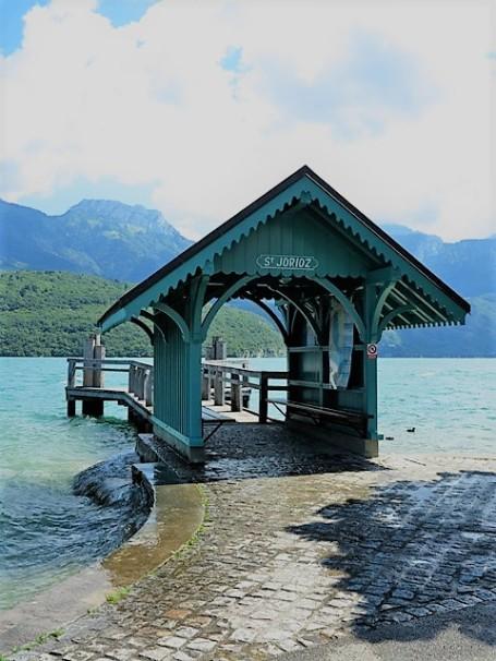 saint jorioz lac d'annecy