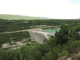 Barrage du lac Vouglans