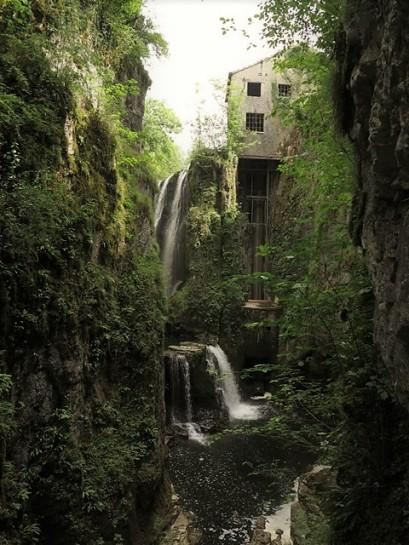 Cascade de la Langouette