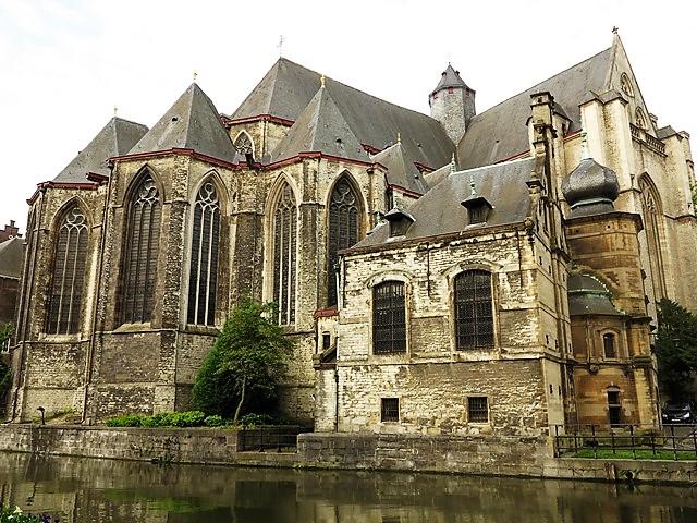 Centre ville de Gand