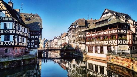 Les voyages de Valentine-Strasbourg