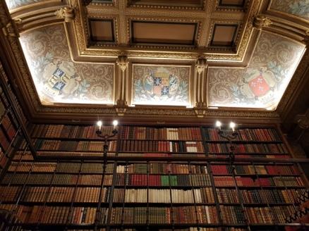 Les voyages de Valentine- Château Chantilly