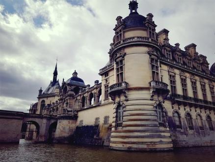 Les voyages de Valentine-domaine de Chantilly