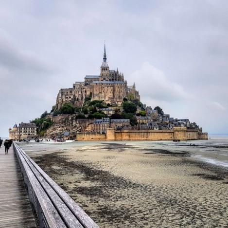 Les Voyages de Valentine-Le Mont St Michel
