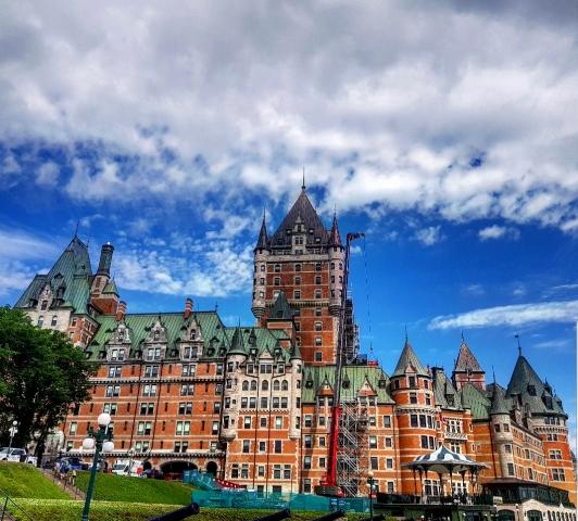 Les Voyages de Valentine-Road Trip Québec