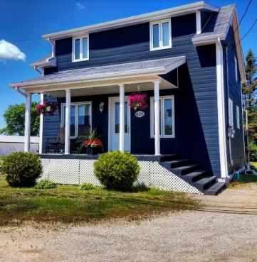 Les jolies maisons Québecoises-Road trip Québec