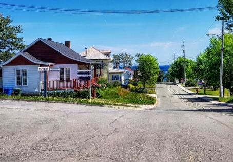Les rues de Percé-Road trip Québec