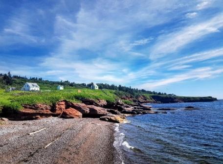 Ile de Bonaventure, Percé-Road trip Québec
