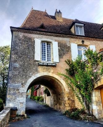 Visite de Limeuil classé plus beau village de France