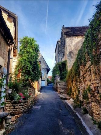 Visite de Limeuil un des plus beaux villages de France