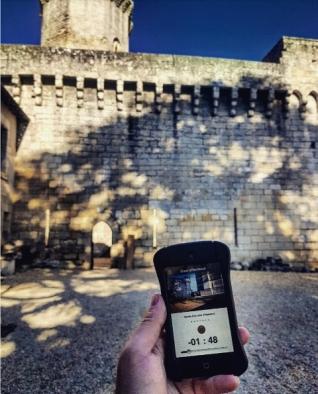Visite interactive du château de Bourdeilles