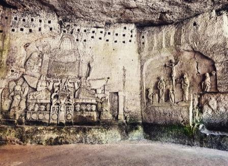Grotte du jugement-abbaye du jugement