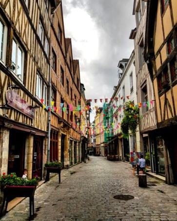 Quartier Saint Ouen de Rouen