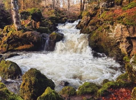 Balade le long des cascades de Chiloza