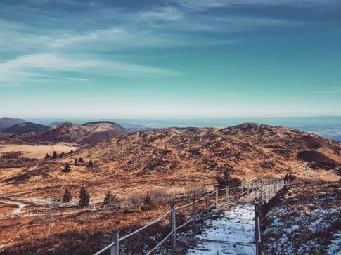 Balade au coeur des volcans du Puy de dome