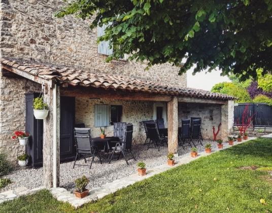 Drôme provençale-chambre d'hôtes