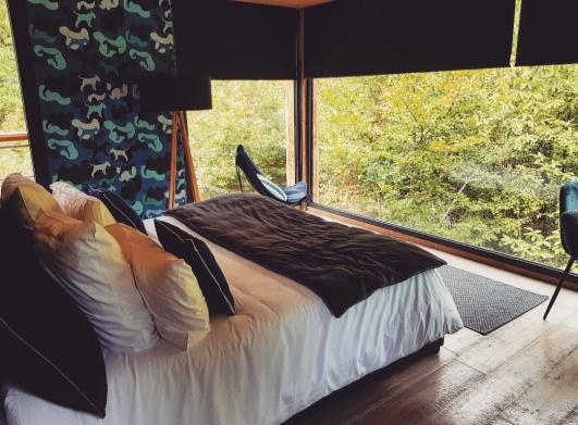 Lodge et spa-Loire Valley Lodge