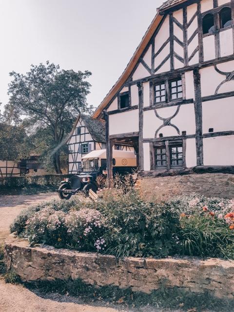 Les voyages de valentine-Alsace