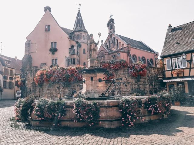 Les Voyages de Valentine-Eguisheim